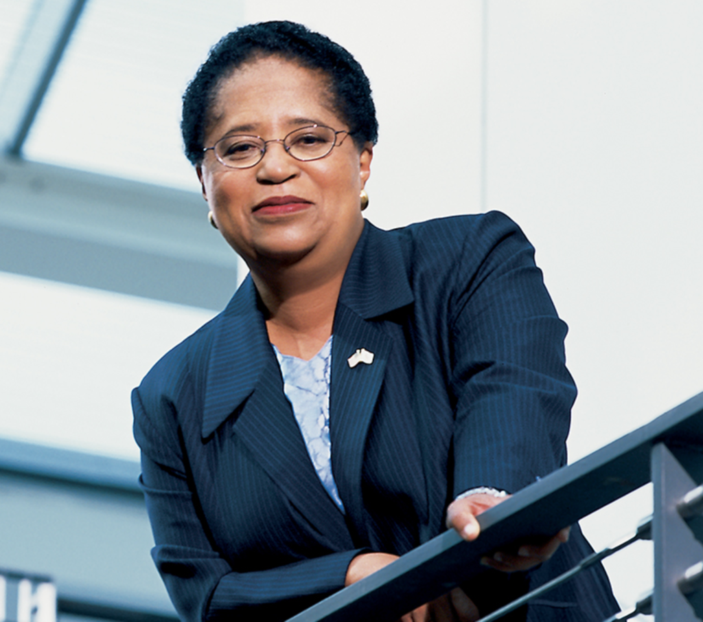 Dr. Shirley Jackson Photo