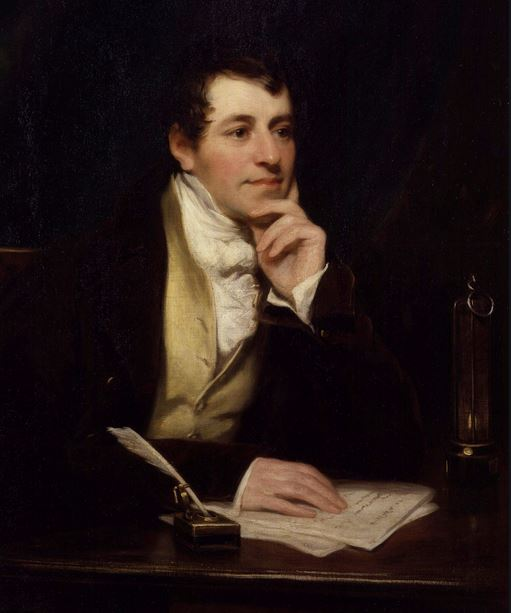 Humphry Davy - Inventor photo