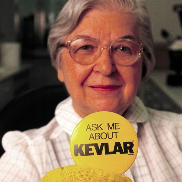 Stephanie Louise Kwolek photo