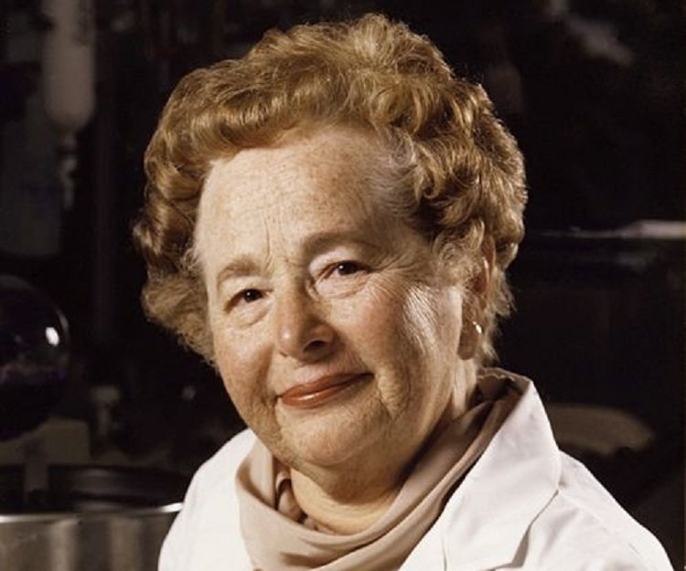 Gertrude B Elion Photo