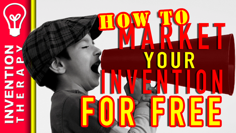 market your invention for free