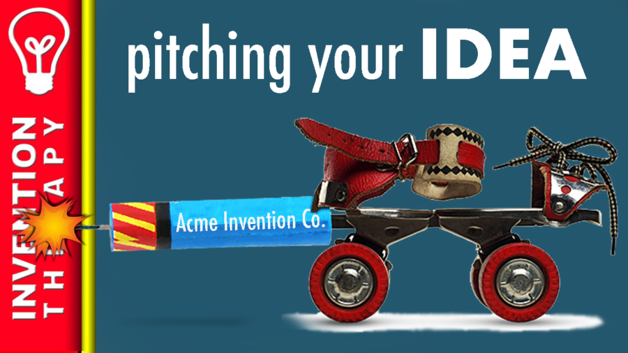 How to pitch an idea without it being stolen?
