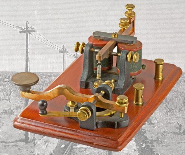 Samuel Morse and the Telegraph Invention