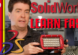 Learn Solidworks